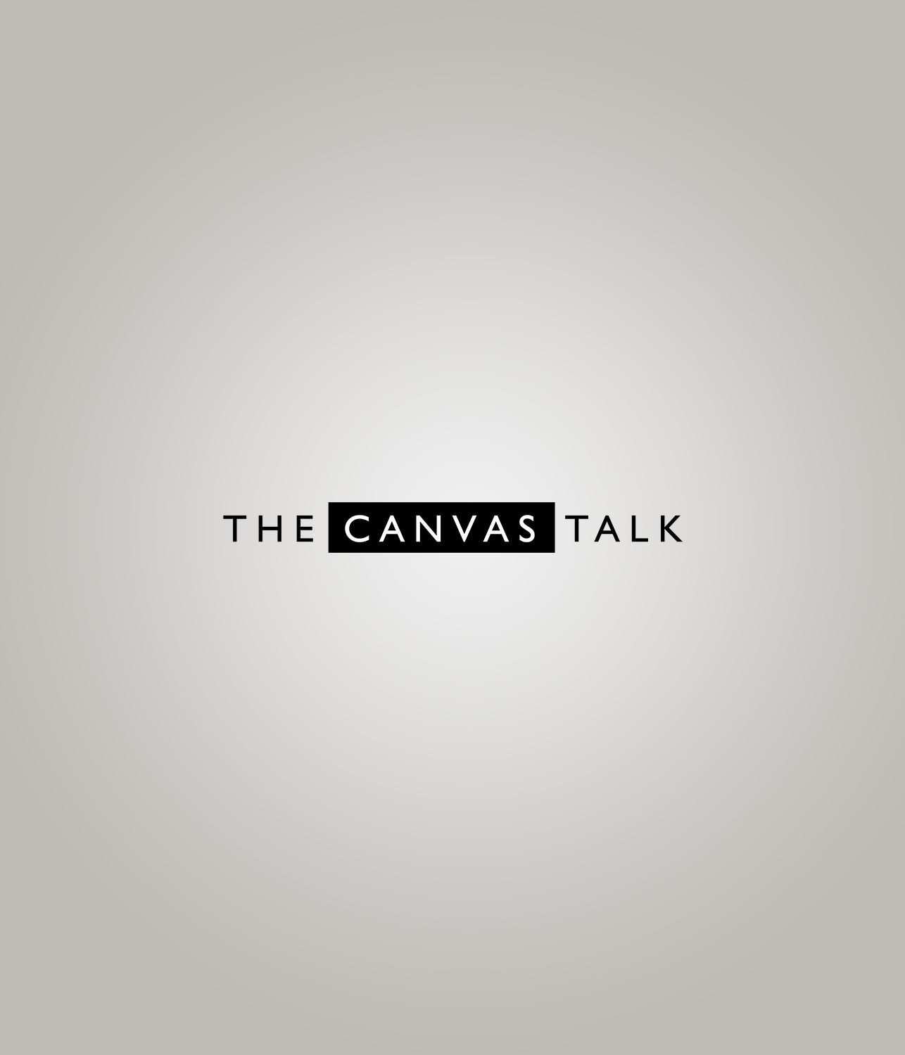 Canvas Talk